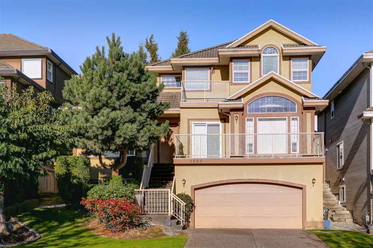 "Main Photo: 1245 CONFEDERATION Drive in Port Coquitlam: Citadel PQ House for sale in ""CITADEL"" : MLS®# R2116146"