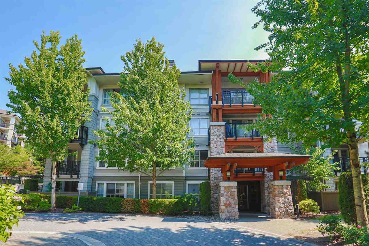 "Main Photo: 207 2966 SILVER SPRINGS Boulevard in Coquitlam: Westwood Plateau Condo for sale in ""SILVER SPRINGS"" : MLS®# R2132101"