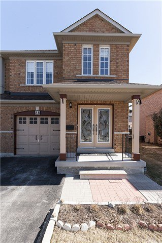 Main Photo: 88 Frank Johnston Road in Caledon: Bolton West House (2-Storey) for sale : MLS®# W3737294