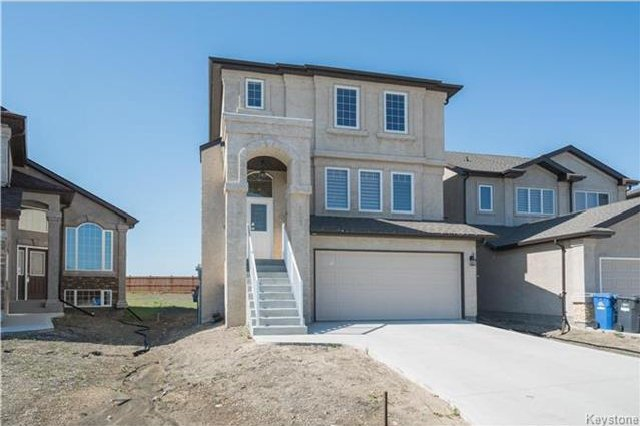 Main Photo: 155 Stan Bailie Drive in Winnipeg: South Pointe Residential for sale (1R)  : MLS®# 1713567
