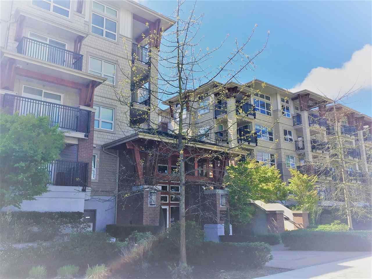Main Photo: 406 8600 PARK ROAD in Richmond: Brighouse Condo for sale : MLS®# R2162141