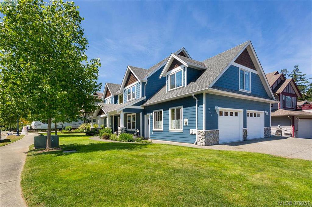 Main Photo: 969 Wild Blossom Crt in VICTORIA: La Happy Valley House for sale (Langford)  : MLS®# 761682