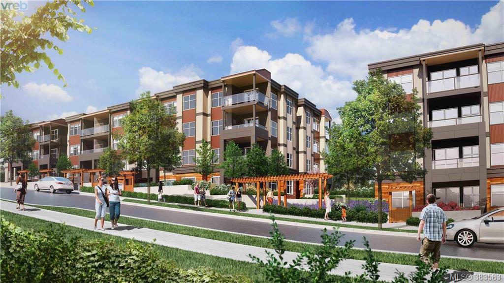 Main Photo: 106 3333 Glasgow Ave in VICTORIA: SE Quadra Condo for sale (Saanich East)  : MLS®# 770942