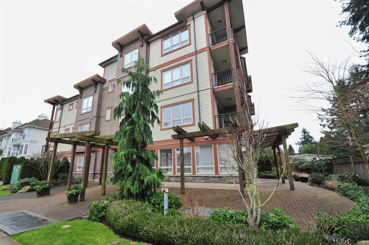 "Main Photo: 100 15268 18 Avenue in Surrey: King George Corridor Condo for sale in ""Park Place"" (South Surrey White Rock)  : MLS®# R2243635"