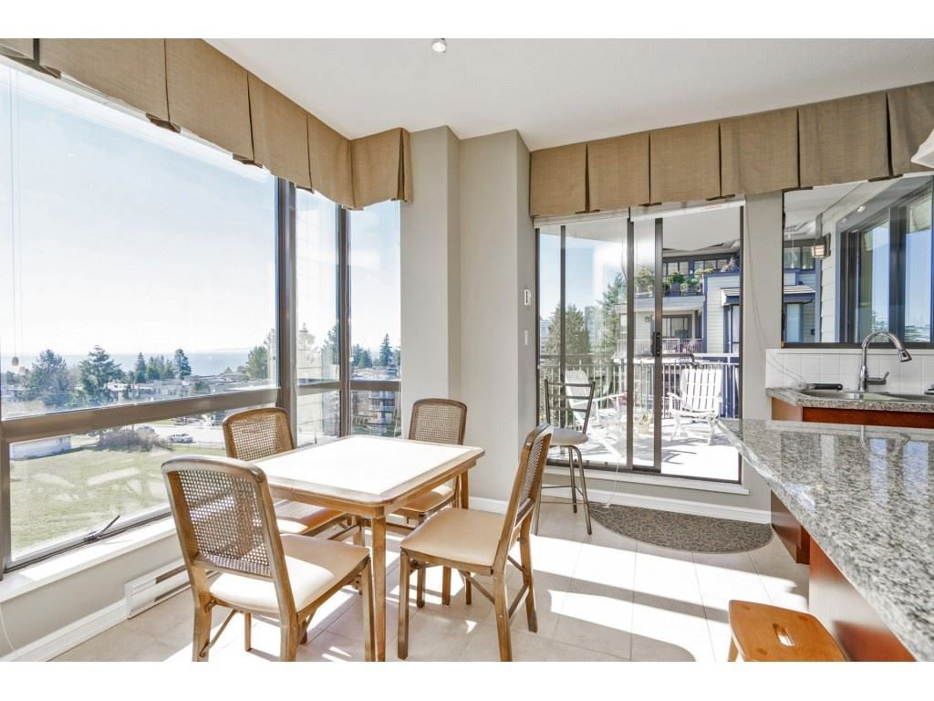 "Main Photo: 502 1551 FOSTER Street: White Rock Condo for sale in ""SUSSEX HOUSE"" (South Surrey White Rock)  : MLS®# R2248472"