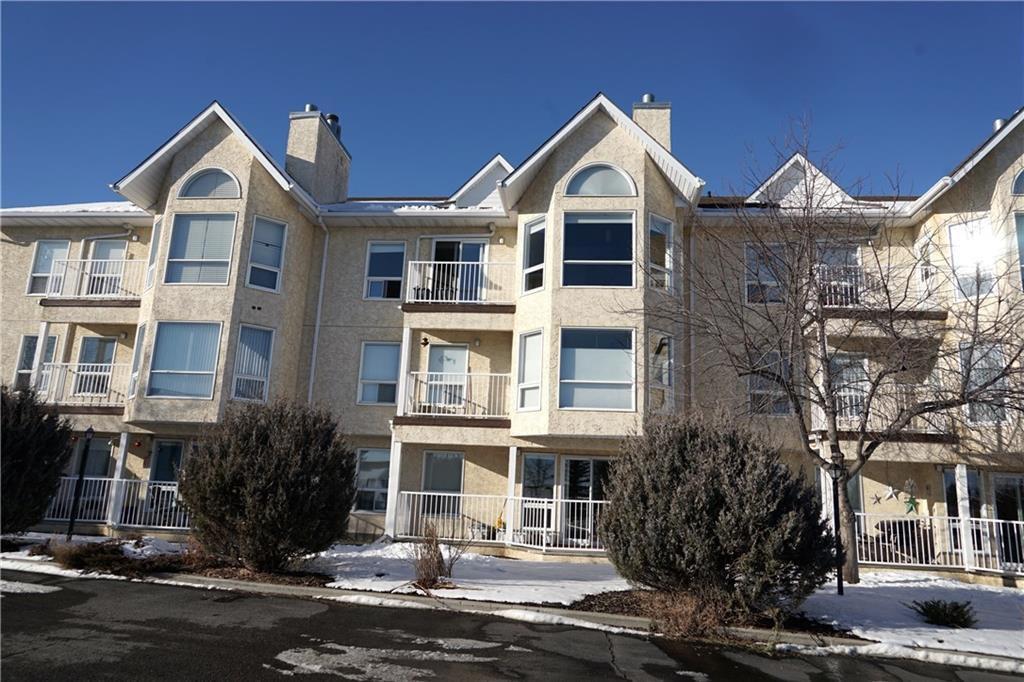 Main Photo: 308 102 CENTRE Court: Okotoks Apartment for sale : MLS®# C4177753