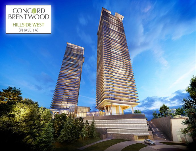 Main Photo: #3201 at CONCORD BRENTWOOD by CONCORD PACIFIC in : Brentwood Park Condo  (Burnaby North)