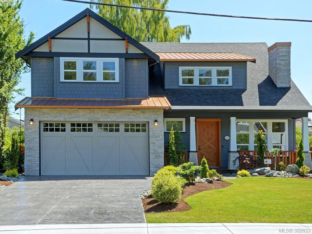 Main Photo: 2075 Neil Street in VICTORIA: OB North Oak Bay Single Family Detached for sale (Oak Bay)  : MLS®# 392633