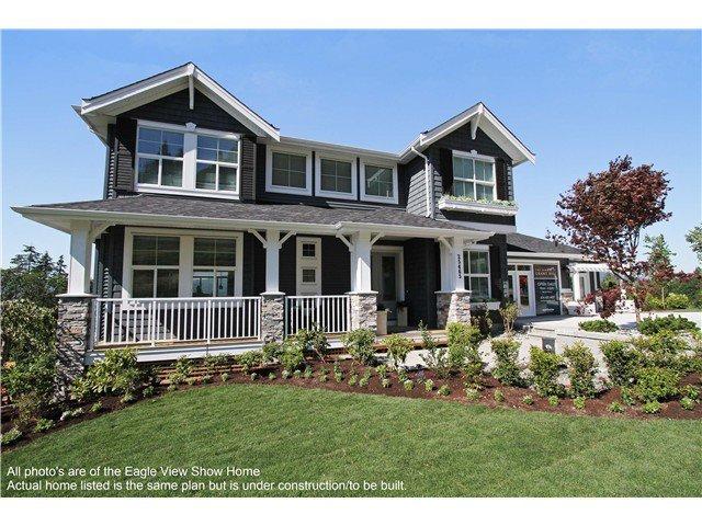 Main Photo: 25523 Godwin Drive in Maple Ridge: Whonnock Home for sale ()