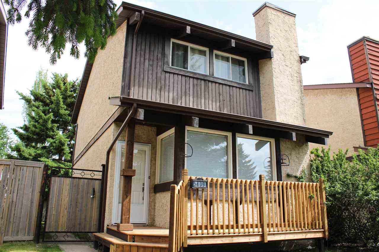Main Photo: 5409 11A Avenue in Edmonton: Zone 29 House for sale : MLS®# E4160851