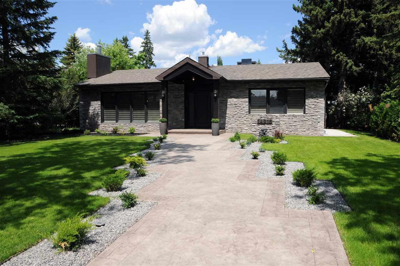 Main Photo: 14018 100 Avenue in Edmonton: Zone 11 House for sale : MLS®# E4162306