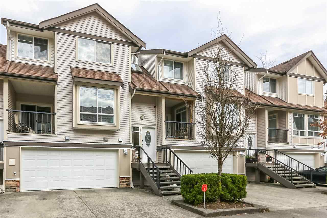 'Riverwoods' small, quiet complex, beautiful 2 storey with basement ... excellent location only few minutes walk to Kanaka Elementary, regional parks & minutes to town! Very recent updates include interior paint , new kitchen appliances & new carpet.