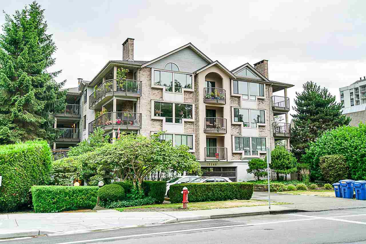 "Main Photo: 201 7140 GRANVILLE Avenue in Richmond: Brighouse South Condo for sale in ""PARK VIEW COURT"" : MLS®# R2386916"