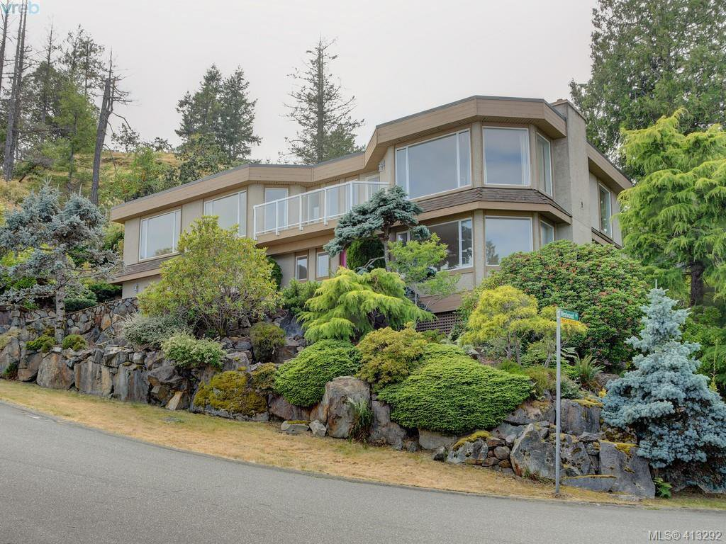 Main Photo: 4690 Bramble Crt in VICTORIA: SE Broadmead House for sale (Saanich East)  : MLS®# 819557