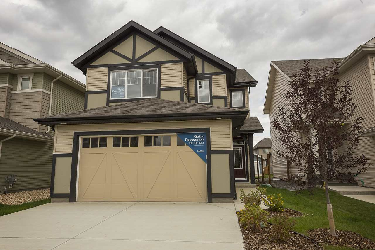 Main Photo: 2312 CASSIDY Way in Edmonton: Zone 55 House for sale : MLS®# E4172737