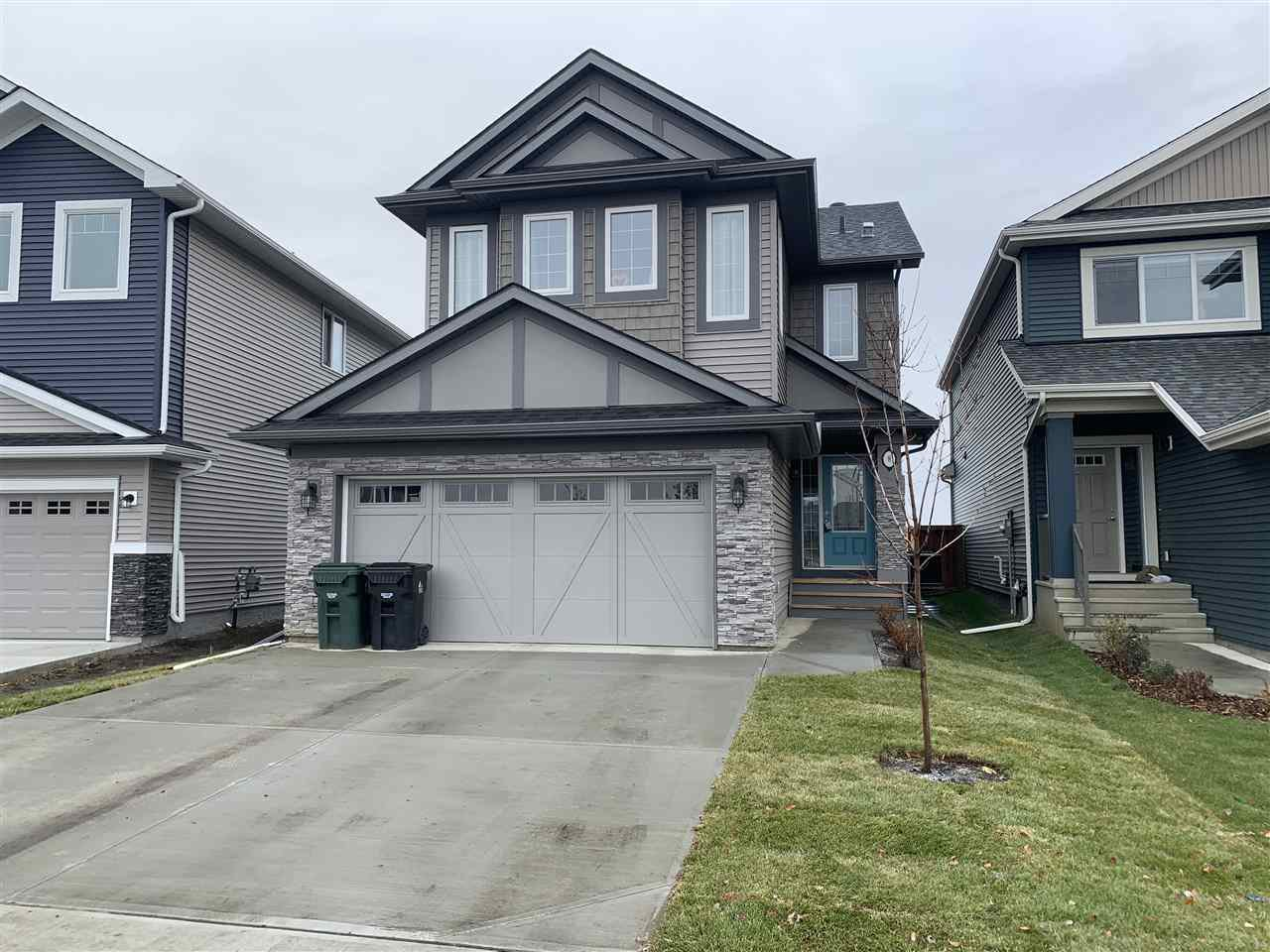 Main Photo: 8 COPPERHAVEN Drive: Spruce Grove House for sale : MLS®# E4174014