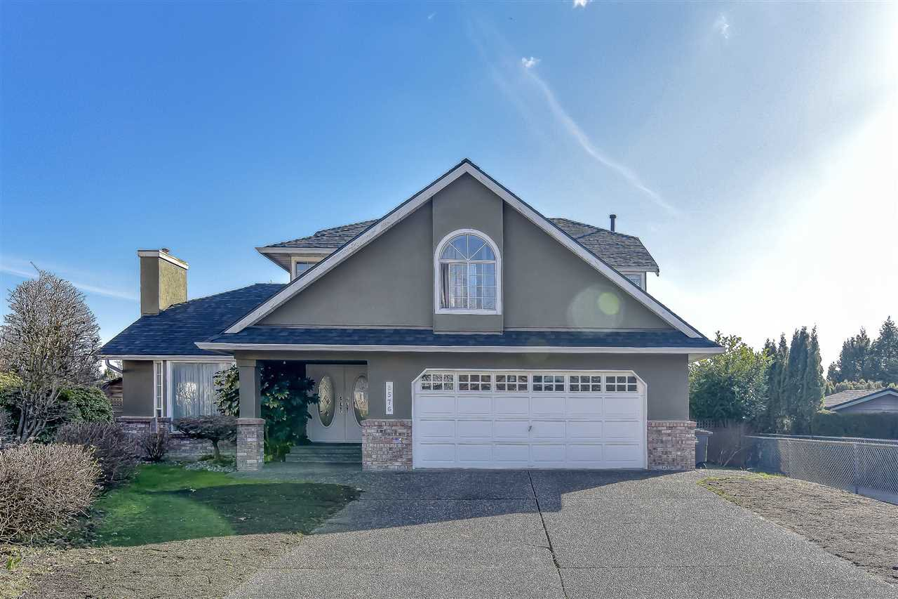 """Main Photo: 8576 142 Street in Surrey: Bear Creek Green Timbers House for sale in """"Brookside"""" : MLS®# R2444249"""