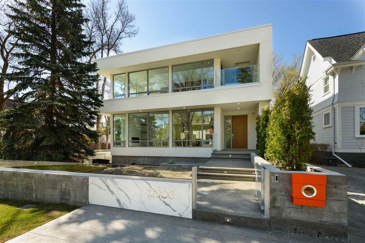 Main Photo: 12903 103 Avenue in Edmonton: Zone 11 House for sale : MLS®# E4198978