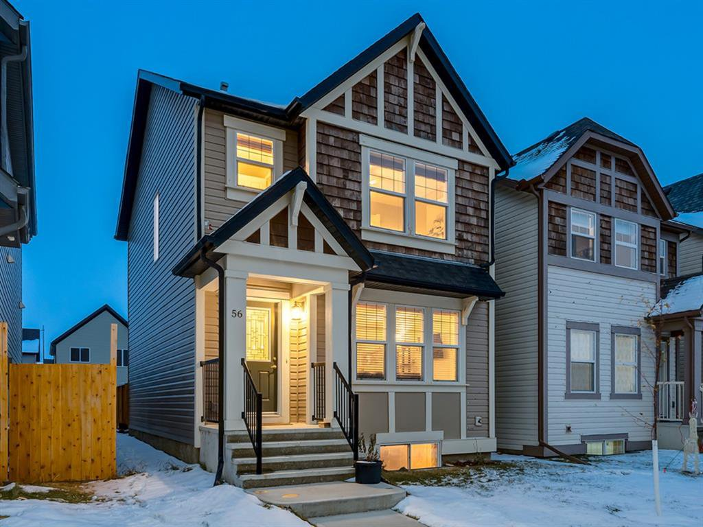 Main Photo: 56 Skyview Point Crescent NE in Calgary: Skyview Ranch Detached for sale : MLS®# A1045554