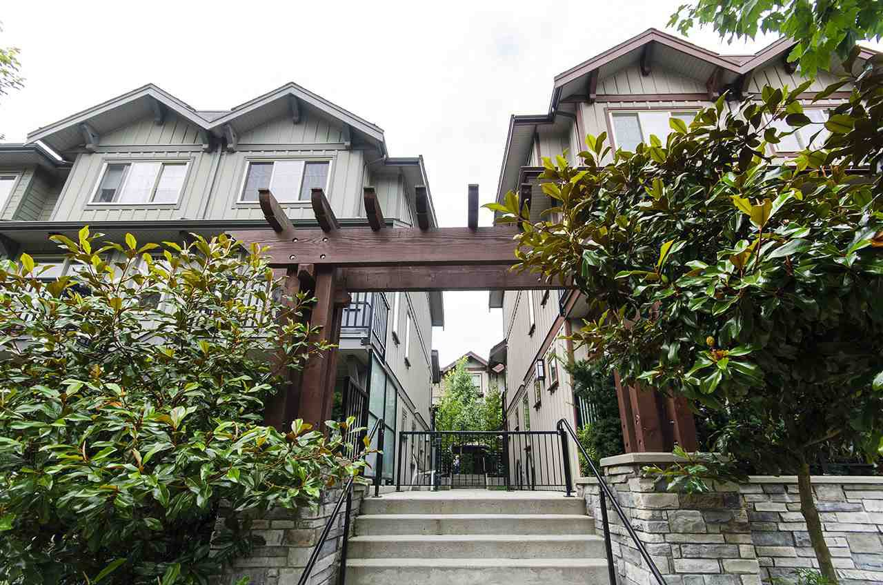 Main Photo: 58 433 SEYMOUR RIVER PLACE in North Vancouver: Seymour NV Townhouse for sale : MLS®# R2500921