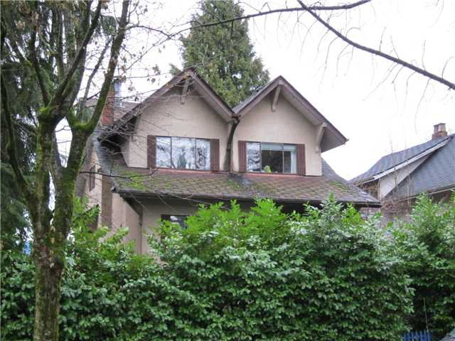 Main Photo: 249 251 W 18TH Avenue in Vancouver: Cambie House for sale (Vancouver West)  : MLS®# V875841