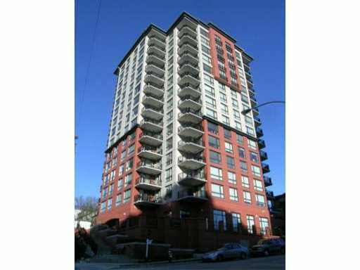 "Main Photo: 1504 833 AGNES Street in New Westminster: Downtown NW Condo for sale in ""NEWS"" : MLS®# V884953"