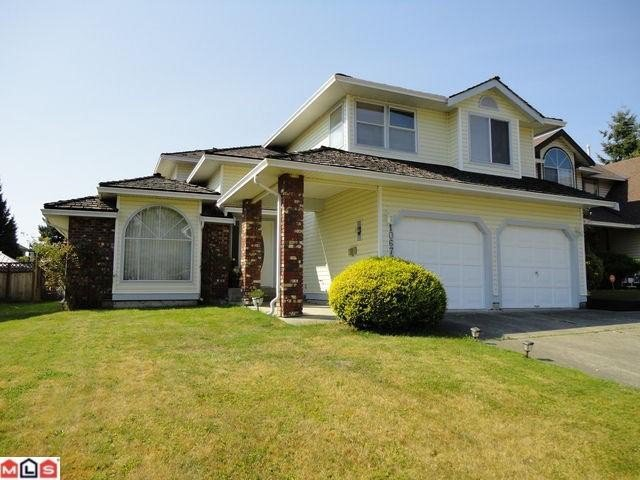 Main Photo: 10677 156TH Street in Surrey: Fraser Heights House for sale (North Surrey)  : MLS®# F1120015