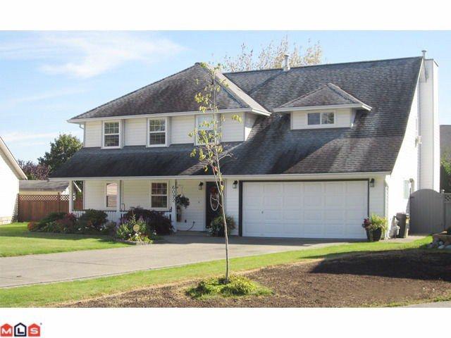 Photo 1: Photos: 6092 173A Street: Cloverdale House for sale : MLS®# F1200796