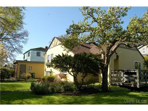 Main Photo: 1650 Davie Street in VICTORIA: Vi Jubilee Residential for sale (Victoria)  : MLS®# 322366
