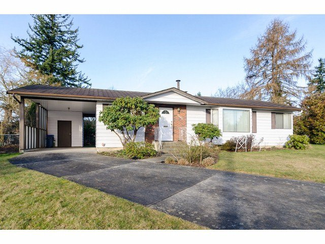 Main Photo: 1495 MAPLE ST: White Rock House for sale (South Surrey White Rock)  : MLS®# F1404421
