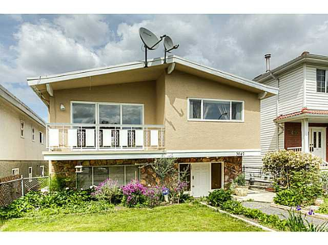 Main Photo: 3047 E 19TH Avenue in Vancouver: Renfrew Heights House for sale (Vancouver East)  : MLS®# V1064938