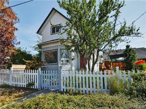 Main Photo: 736 Powderly Ave in VICTORIA: VW Victoria West House for sale (Victoria West)  : MLS®# 710596