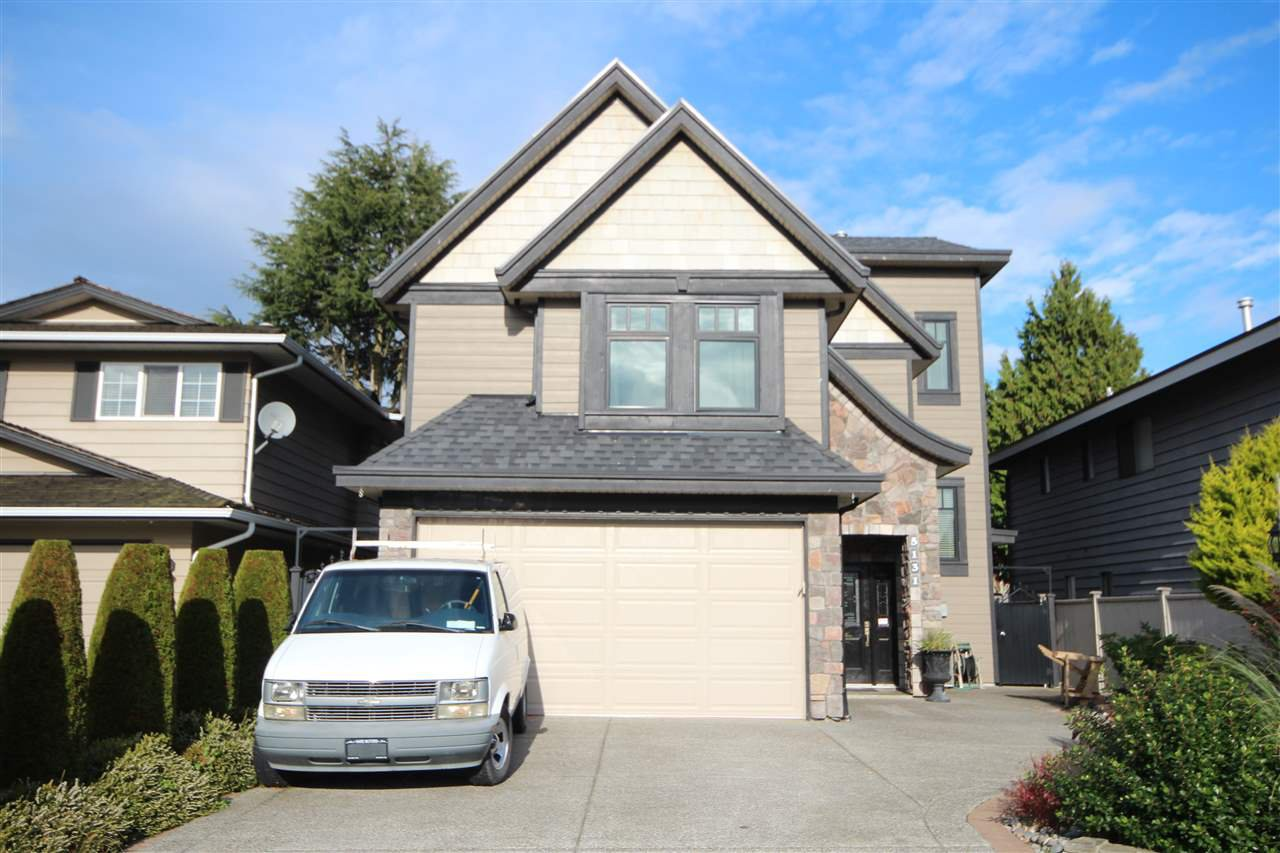 Main Photo: 5131 HOLLYFIELD Avenue in Richmond: Steveston North House for sale : MLS®# R2012892