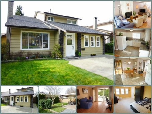 Main Photo: 1275 BLUFF Drive in Coquitlam: River Springs House for sale : MLS®# R2040184