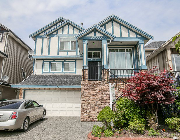 Main Photo: 14763 67B Avenue in Surrey: East Newton House for sale : MLS®# R2061079
