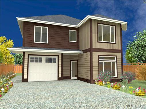 Main Photo: 4 975 Walfred Rd in VICTORIA: La Happy Valley House for sale (Langford)  : MLS®# 730914
