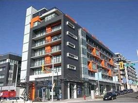 """Main Photo: 505 123 W 1ST Avenue in Vancouver: False Creek Condo for sale in """"COMPASS"""" (Vancouver West)  : MLS®# R2076774"""