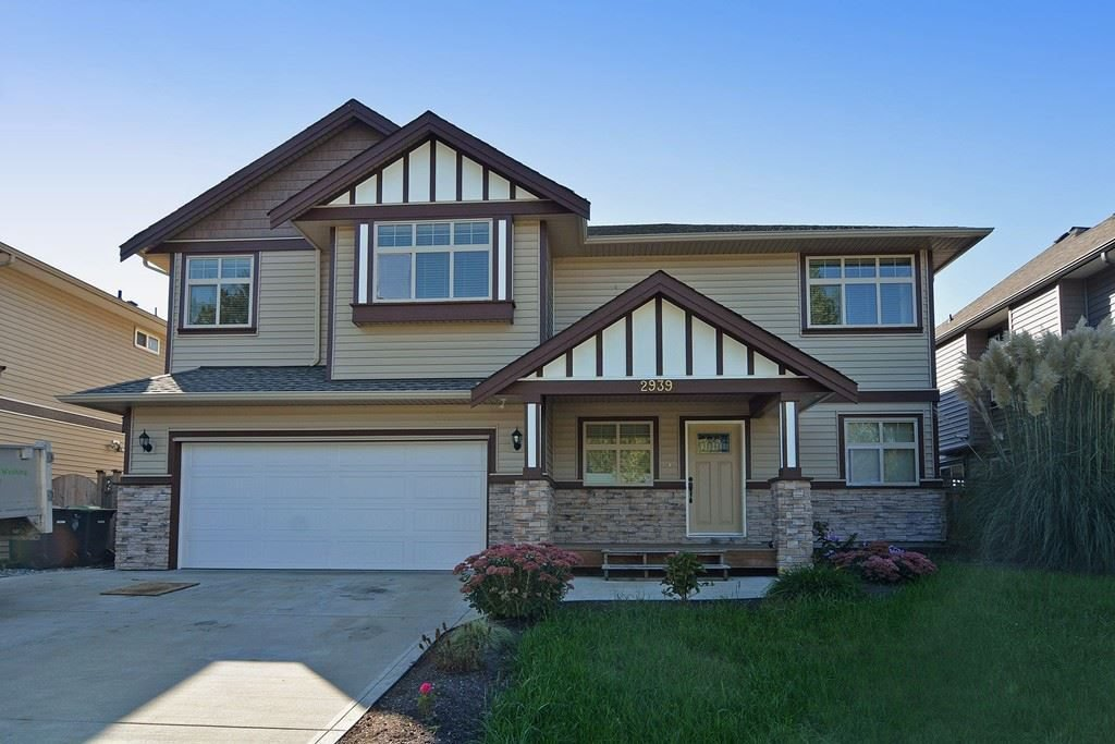 Main Photo: 2939 264A Street in Langley: Aldergrove Langley House for sale : MLS®# R2126756