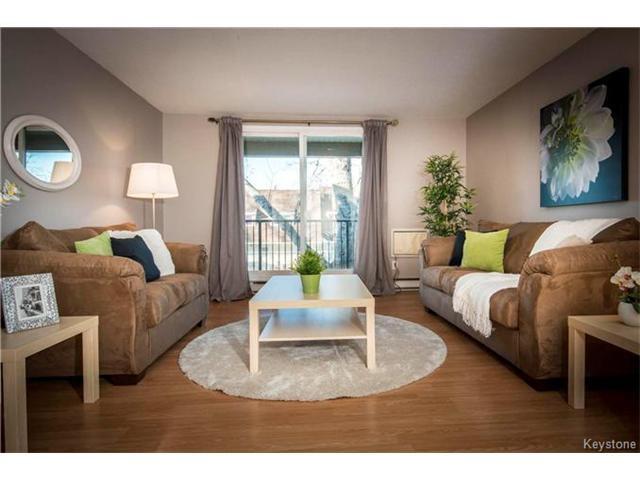 Photo 5: Photos: 460 Kenaston Boulevard in Winnipeg: River Heights Condominium for sale (1D)  : MLS®# 1705140