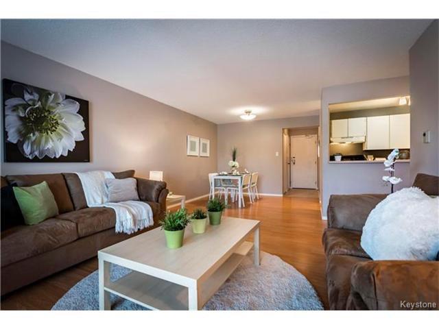 Photo 6: Photos: 460 Kenaston Boulevard in Winnipeg: River Heights Condominium for sale (1D)  : MLS®# 1705140