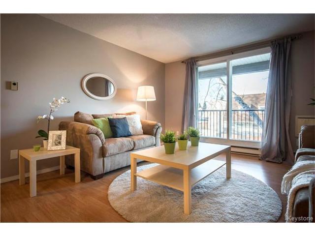Photo 3: Photos: 460 Kenaston Boulevard in Winnipeg: River Heights Condominium for sale (1D)  : MLS®# 1705140