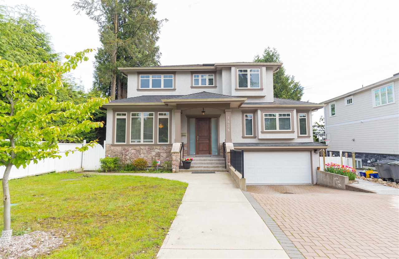 Main Photo: 1838 W 58TH Avenue in Vancouver: South Granville House for sale (Vancouver West)  : MLS®# R2168317