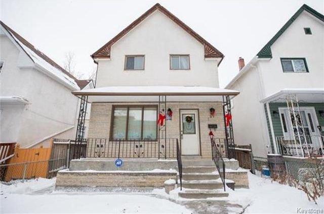 Main Photo: 709 Elgin Avenue in Winnipeg: Weston Residential for sale (5D)  : MLS®# 1730894