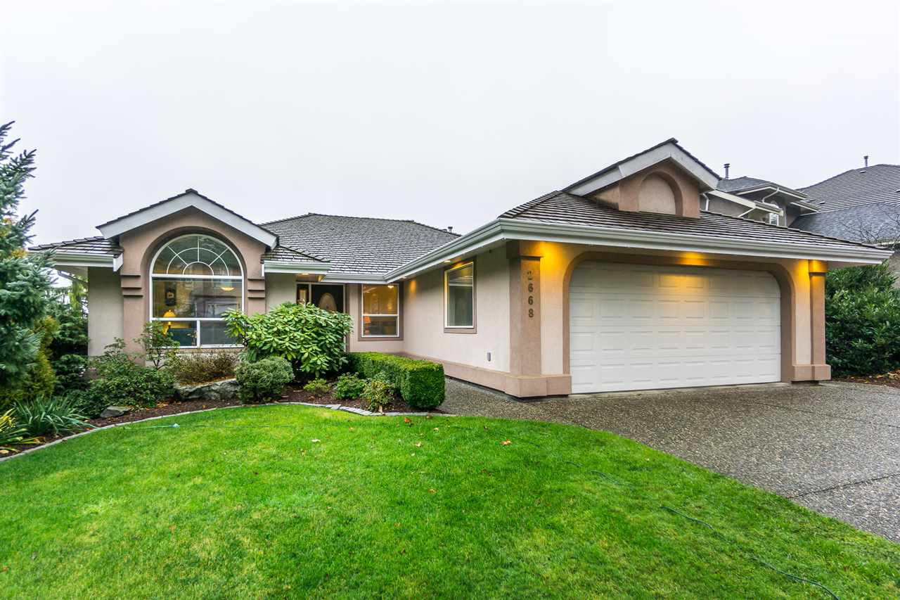 "Main Photo: 2668 GOODBRAND Drive in Abbotsford: Abbotsford East House for sale in ""Sumas Mt"" : MLS®# R2228805"