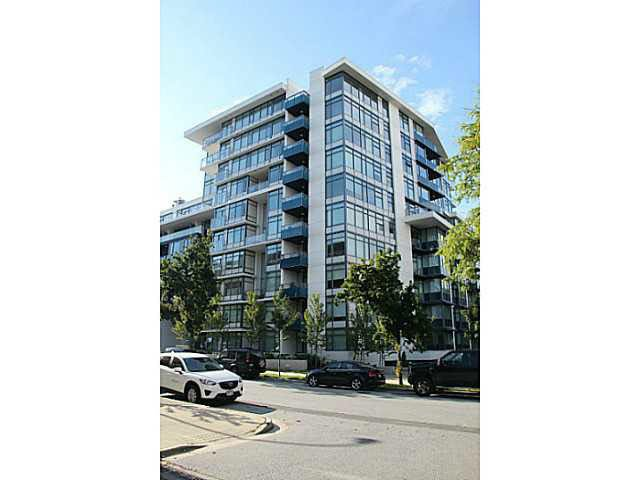 Main Photo: 713 1777 W 7TH AVENUE in : Fairview VW Condo for sale : MLS®# V1107310