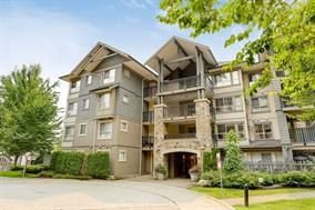 "Main Photo: 106 2958 WHISPER Way in Coquitlam: Westwood Plateau Condo for sale in ""Summerlin"" : MLS®# R2235427"