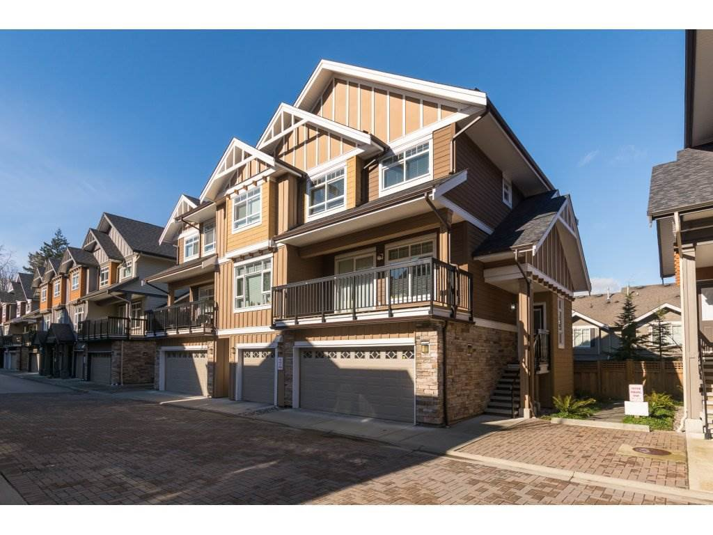 "Main Photo: 119 2979 156 Street in Surrey: Grandview Surrey Townhouse for sale in ""Enclave"" (South Surrey White Rock)  : MLS®# R2240327"