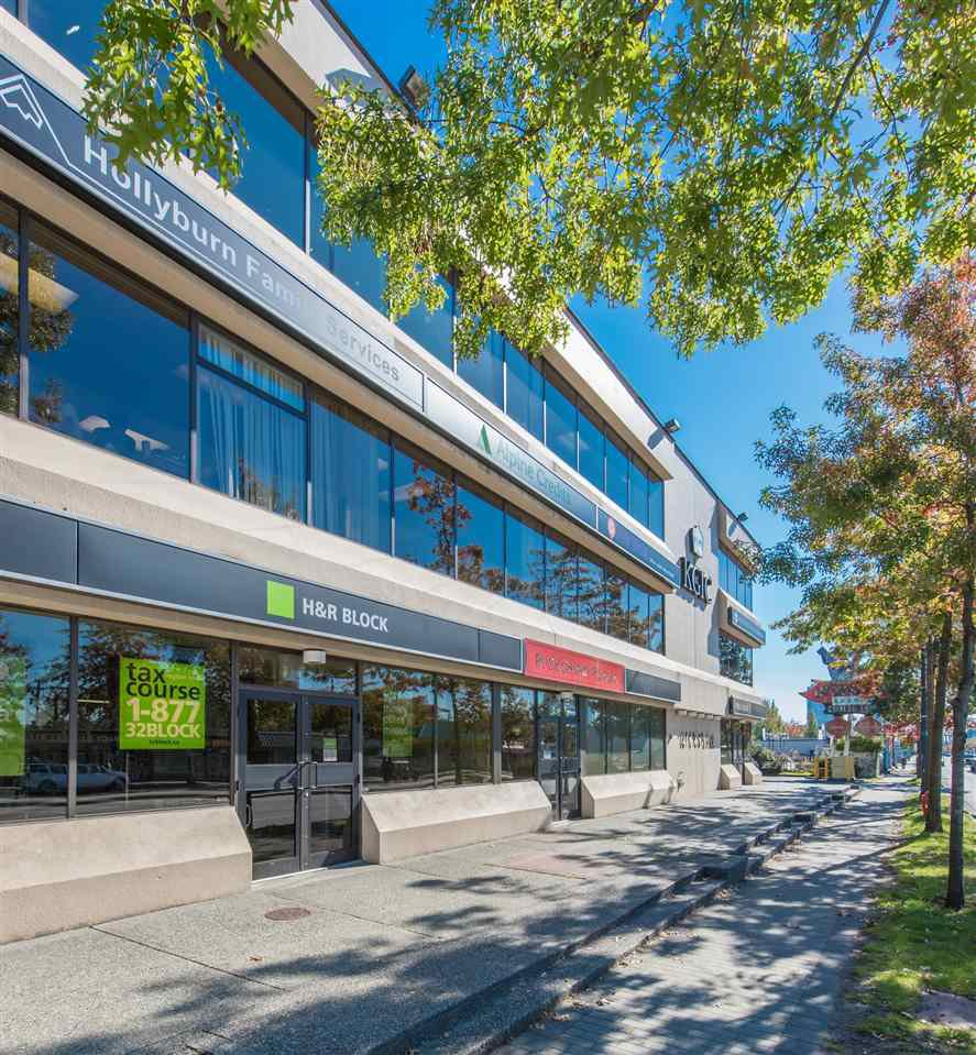Main Photo: 220 10524 KING GEORGE BOULEVARD in Surrey: Whalley Office for lease (North Surrey)  : MLS®# C8015184