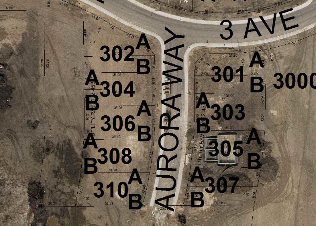 Main Photo: 306 Aurora Way: Cold Lake Vacant Lot for sale : MLS®# E4101687