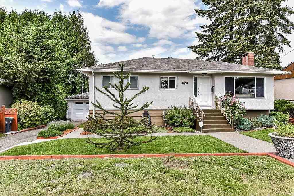 "Main Photo: 12895 98A Avenue in Surrey: Cedar Hills House for sale in ""Cedar Hills"" (North Surrey)  : MLS®# R2277757"